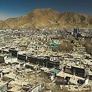 Shigatse, Tibet by Hugh Chaffey-Millar