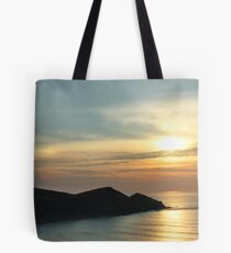 Crackington Sunset Tote Bag