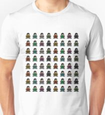 Megaman UMK 3 Klub Unisex T-Shirt