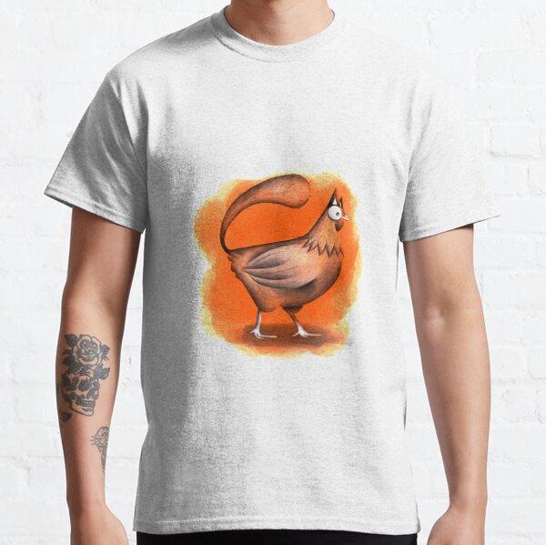 Poulet renard Classic T-Shirt