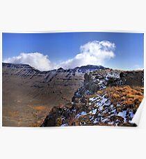 The Steens ~ Kiger Gorge ~ Poster