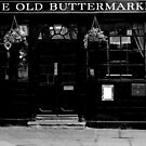 The Old Buttermarket by rsangsterkelly