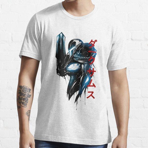Samus noir T-shirt essentiel