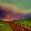 Summer Dustup by Gordon Beck
