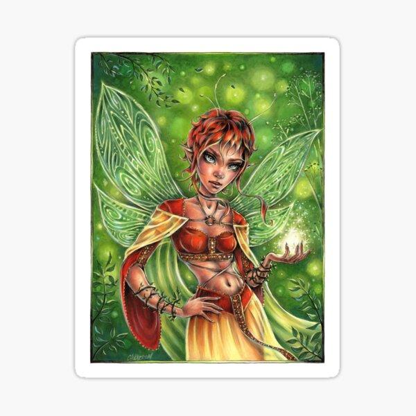 Fairy Magic Sticker