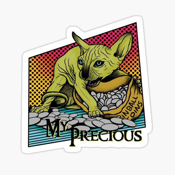 My Precious Sticker