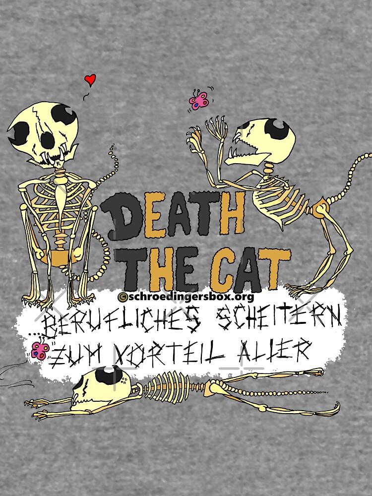 Death the Cat (Tripple Edition auf Deutsch) von Boxcats