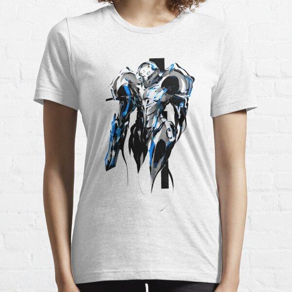 Translucent Dark Samus Essential T-Shirt