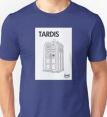 Tardis Ikea  Unisex T-Shirt