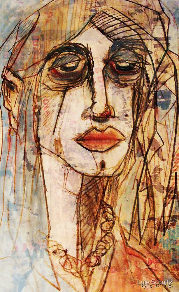 windows pain by Lyle Schultz