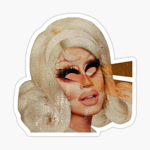 Trixie Mattel Sticker Sticker