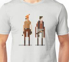 Brains and Brawn Unisex T-Shirt