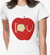 I.O.U Women's Fitted T-Shirt