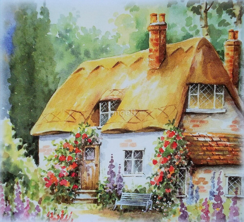 My dream cottage by ©The Creative  Minds