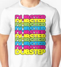 Dubstep (rainbow color) Unisex T-Shirt
