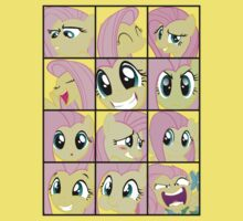 Emotions of Fluttershy
