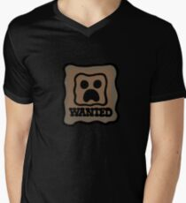 Creeper wanted Mens V-Neck T-Shirt