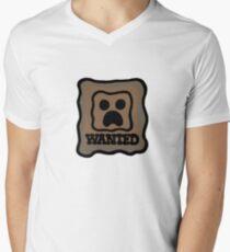 Creeper wanted Mens V-Neck T-Shirt