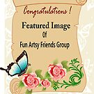 Banner for Fun Artsy Group by aldona