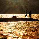 Gone Fishing on Seneca Lake by BigD