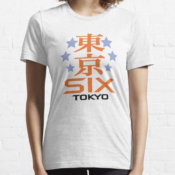 Tokyo Six Essential T-Shirt