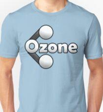 Ozone Logo T Shirt White Edition Unisex T-Shirt