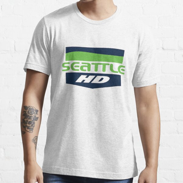 Seattle Hard Drive Essential T-Shirt