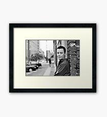 Weldon RO Framed Print