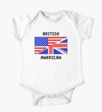 British American One Piece - Short Sleeve
