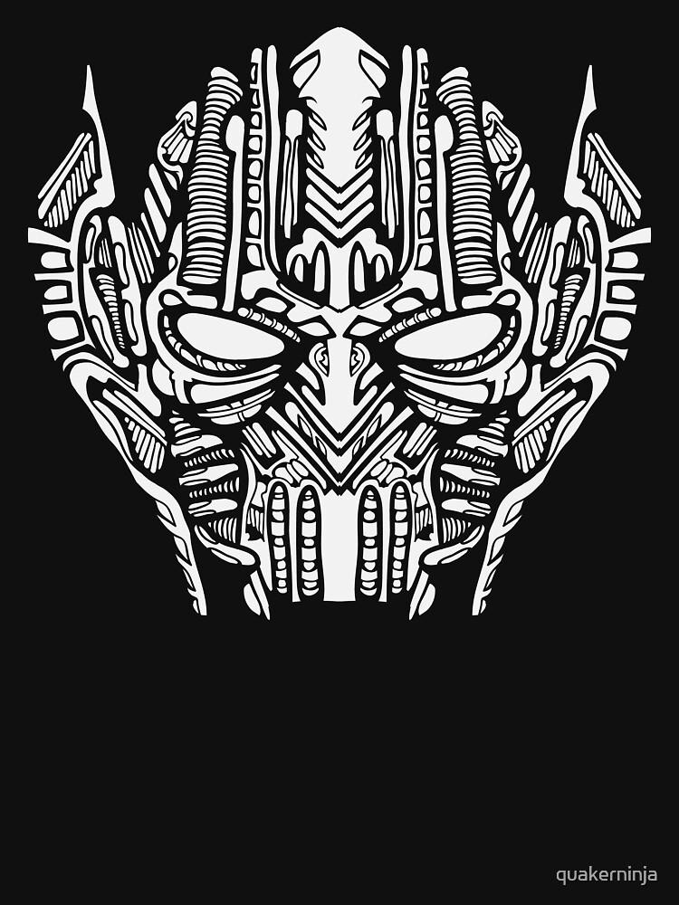 Grievous Prime White Variant by quakerninja
