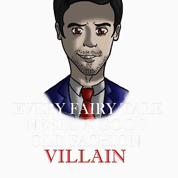 Good Old Fashioned Villain by AimeeGallifrey