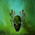 Mask of SnakeMan by shutterbug2010