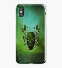 Mask of SnakeMan iPhone Case/Skin