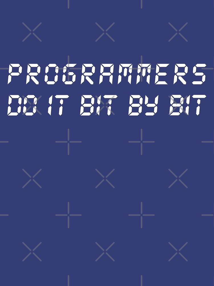 Programmers do it bit by bit by squinter-mac