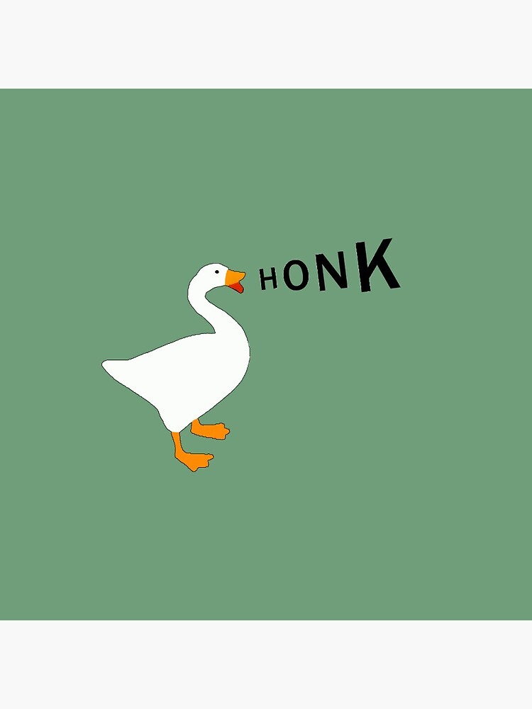HONK: Untitled Goose Game  by gsill