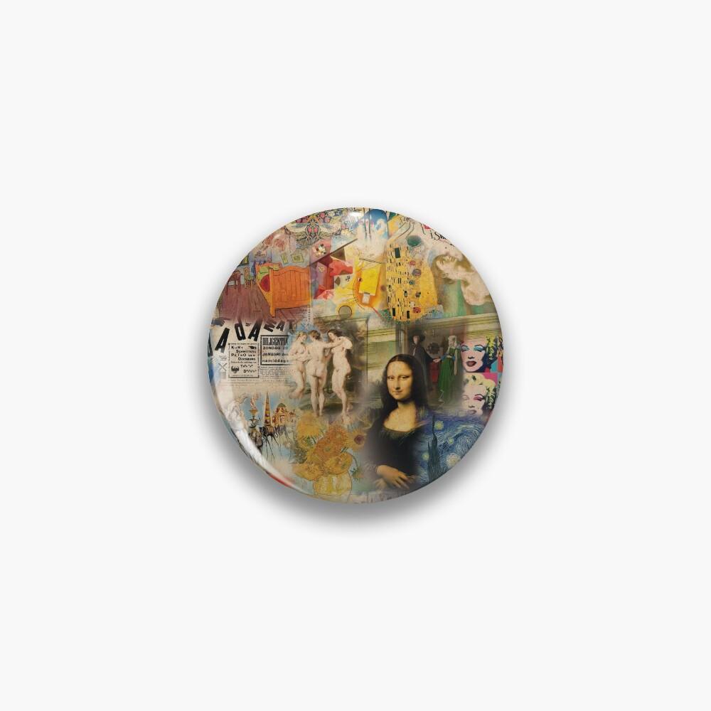 History of art Pin