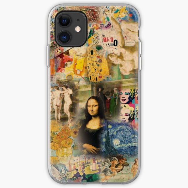 History of art iPhone Soft Case