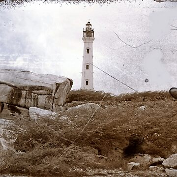 Lighthouse Aruba Old by vmgh