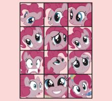 Emotions of Pinkie Pie