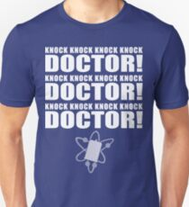 Sheldon Found the TaRDiS Unisex T-Shirt