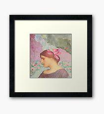 Gretchen Framed Print