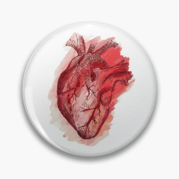 human heart Pin