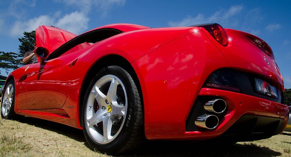Ferrari by Matho76