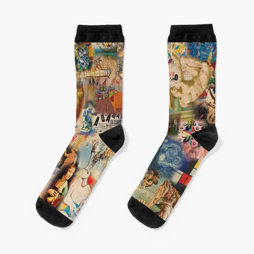 History of art Socks