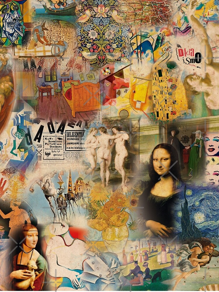 History of art by snsdesign