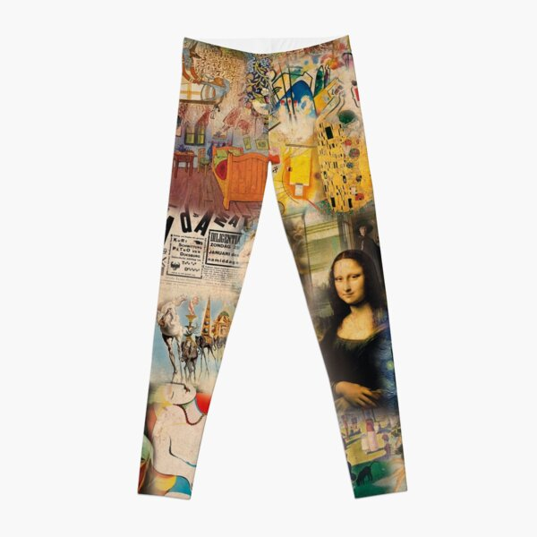History of art Leggings