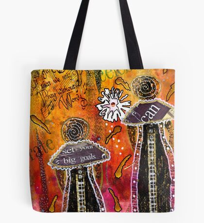 The Angelic Sistahs Tote Bag