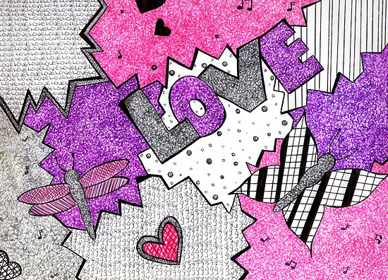 Love by Kerri Swayze-Cox