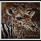 GIGI THE GIRAFFE by SherriOfPalmSprings Sherri Nicholas-