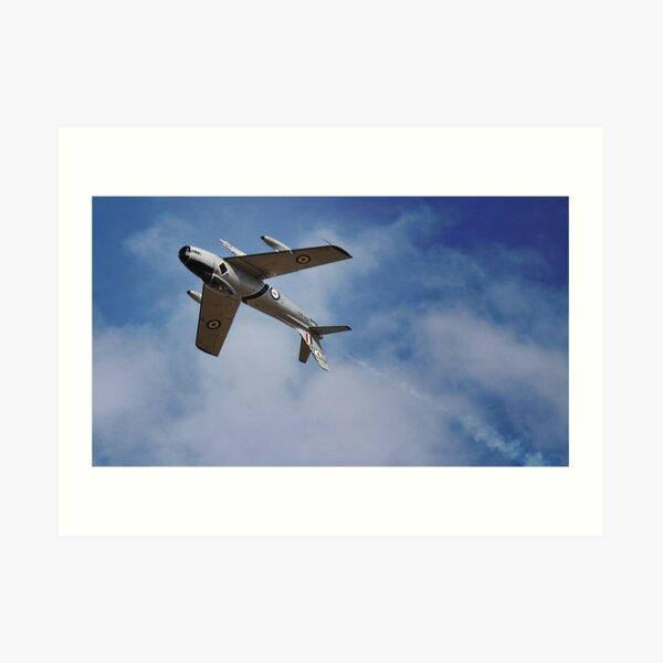 F-86 Sabre Art Print